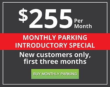 Monthly Parking Introductory Special